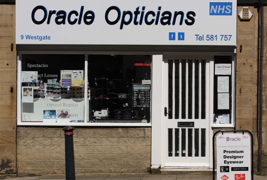 Oracle-Opticians