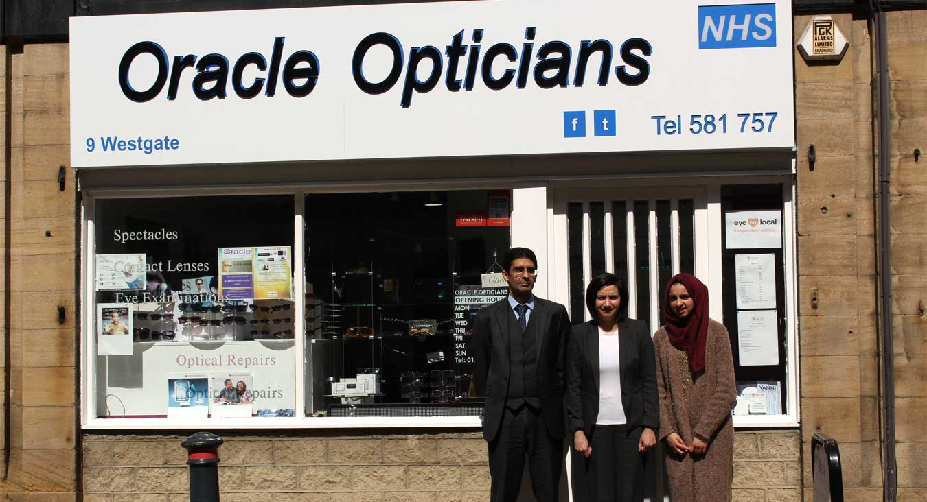 Oracle Optician - Team