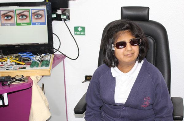 Oracle Optician - Children-Eye-Exams